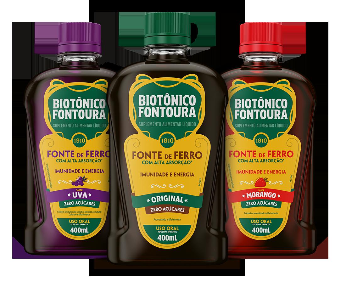Família Biotônico Fontoura