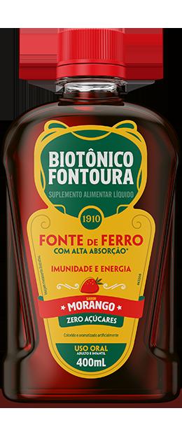 Biotônico Morango